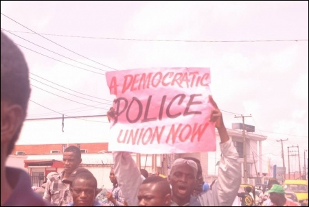 For a genuine police union