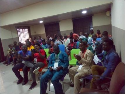 NEC Members and Observers - photo DSM