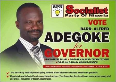 SPN election poster - photo DSM